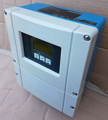Endress & Hauser Flowmeter Promag 53 Transmitter Amplifier 4-20mA Hart, Relay