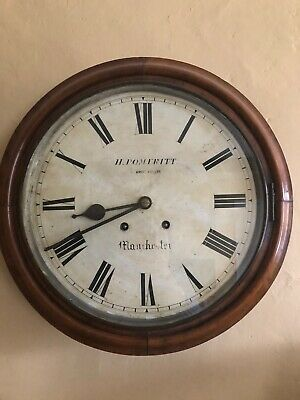 Antique Winding Clock