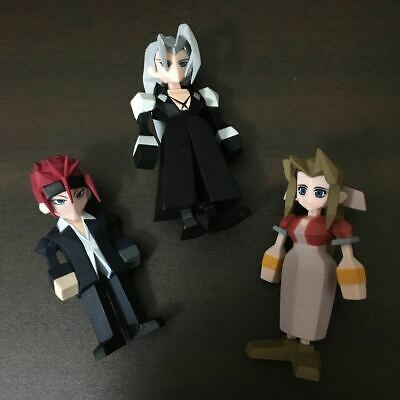 Final Fantasy 7 Ff7 Remake Release Commemorative Lottery G Reward Figure Only Ff