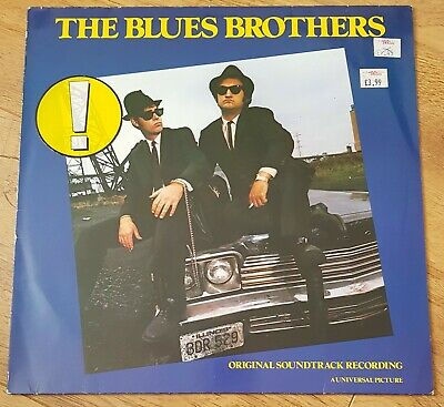 The Blues Brothers The Blues Brothers Original Soundtrack Recording EX/EX