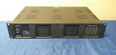 Ashly TRA-4075 4-Channel Power Amplifier Amp