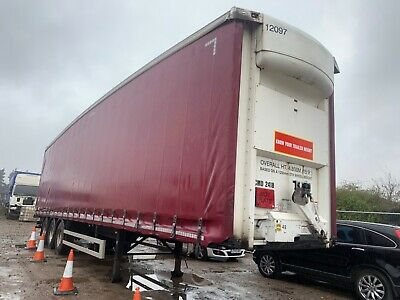 2012 Don-dur Mega Trailer, 4.8m