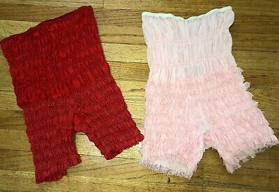 MALCO MODES ~ VTG ~ PETTIPANT PANTIES ~ SQUARE DANCE ROCKABILLY ~ Style N21 ~ XL