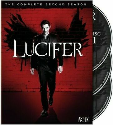 Lucifer: The Complete Second Season DVD (2nd Season) (Season 2) (3 Discs)