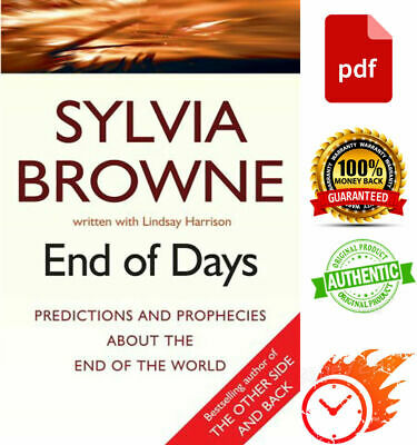 🔥🔥 End Of Days Predictions And Prophecies End Of World Sylvia Browne 🔥🔥 ⚡ FA