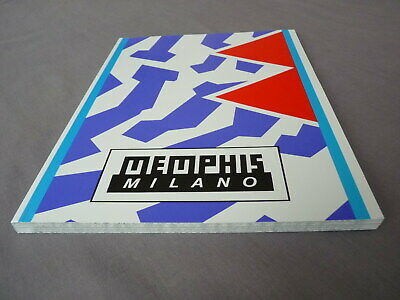 MEMPHIS MILANO Design Katalog 140 pages catalogue brochure Sottsass Mendini