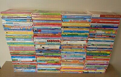 Lot of 10 Children's Chapter Books Mixed Unsorted (Lot of 10 Only)