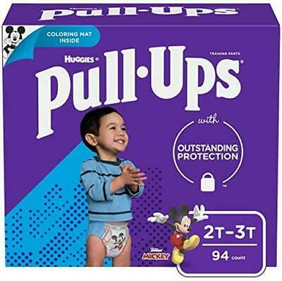 Pull Ups Learning Designs Potty Training Pants for Boys 2T 3T (18-34 Pounds)