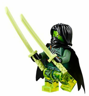 Lego Ninjago Minifigure Morro & Swords 70738 **New** **Genuine**