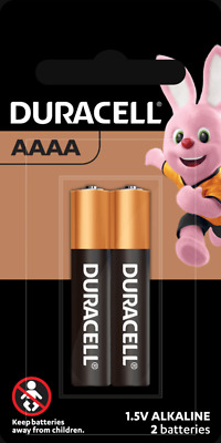 DURACELL SPECIALTY ALKALINE AAAA BATTERY 1.5V New & Sealed