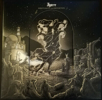 Igorrr - Spirituality And Distortion CD - SEALED NEW Breakcore Death Metal Album