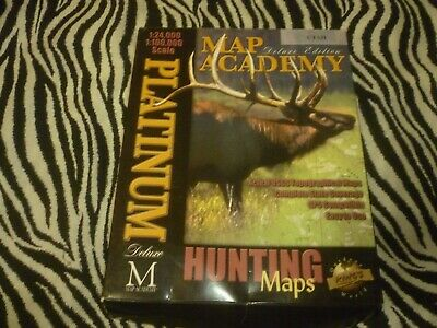 Map Academy / Hunting Maps Utah - Used Very Good Condition!!!