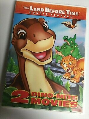 The Land Before Time:Time of Great Giving/Journey through the Mists (DVD, 2005)