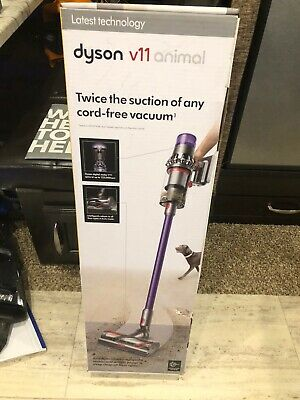 Dyson V11 Animal Cord-Free Vacuum Purple/Nickel NEW SEALED Sanitizing Germs 🦠
