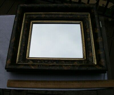 Super VICTORIAN AESTHETIC Lacquer SMALL WALL MIRROR-NR