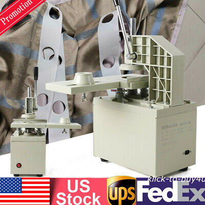300W Electric Curtain Punch Curtain Eyelet Hole Punching Machine MCL-K2 40mm