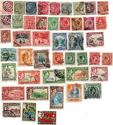 commonwealth stamps, jamaica