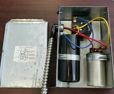 Midmark - Capacitor and Relay Assembly - 77001346 for use in Copeland Oil Head.