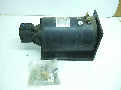 36 Volt Electric Motor and Hydraulic Pump-Yale, Hyster Forklift-Ohio Motor