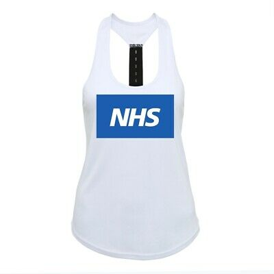 NHS Running Tops Doctors Nurses UK SUPPORT Statement  for our National Health