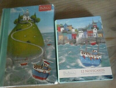 Seaside Sizzler Jotter,Note Cards,Wholesale Joblot Greeting Cards