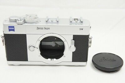 """ Rare "" Carl Zeiss Ikon Sw 35mm Corps Caméra à Film pour Leica M Support"