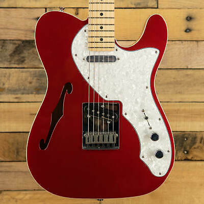Fender Deluxe Tele Thinline 6 String Maple Fingerboard Electric Guitar -...
