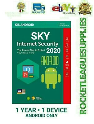 Sky 2020 Internet Security 1 Year 1 DEVICE Official Website Key 🔑 ANDROID ONLY!