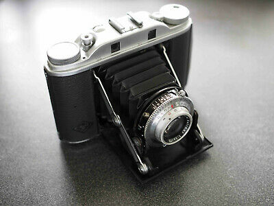 Agfa Isolette III Camera with Solinar lens, Superb Condition, Please Read