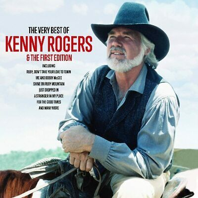 The Very Best Of Kenny Rogers & The First Edition New 3 Cdset Greatest Hits