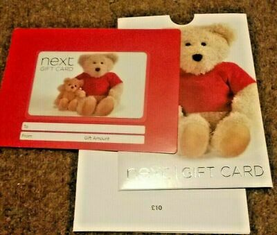 Next Gift card bundle, brand new with sleeves/ used -for card collectors only