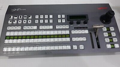 Ross Crossover 12 input HD video switcher inc 16 Button Panel Great condition