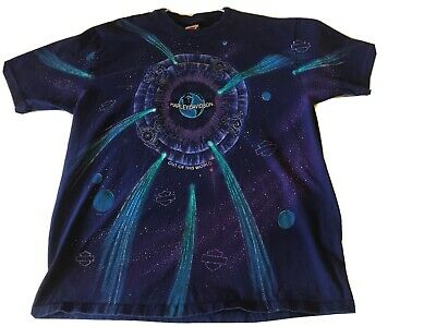 Vintage 1995 Harley Davidson Out of this World All over print T shirt XL Tucson