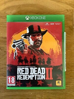 Red Dead Redemption 2 - Standard Edition (Microsoft Xbox One)