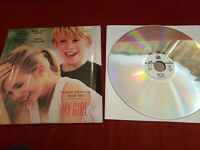 My Girl Laser Disc Movie