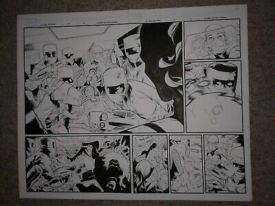 ALL NEW WOLVERINE 20 pgs 12 & 13 X-23 LAURA KINNEY & MONICA RAPPACCINI A.I.M.