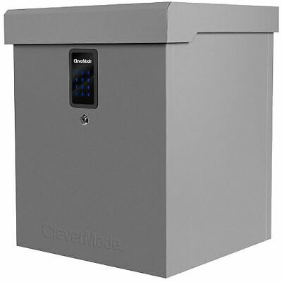 CleverMade Parcel LockBox S100 Series - Package Theft & Weather Protection