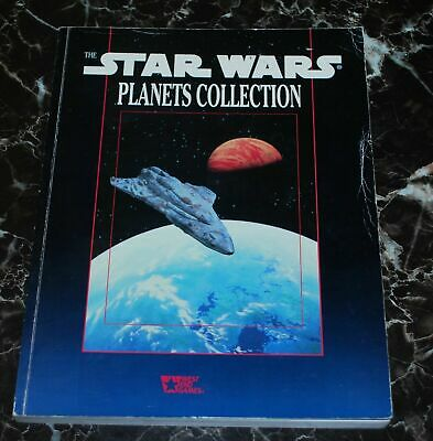 Planets Collection (Star Wars RPG) by West End Games