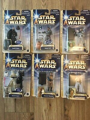 Star Wars Return Of The Jedi Figures Lot Of 6, 2003