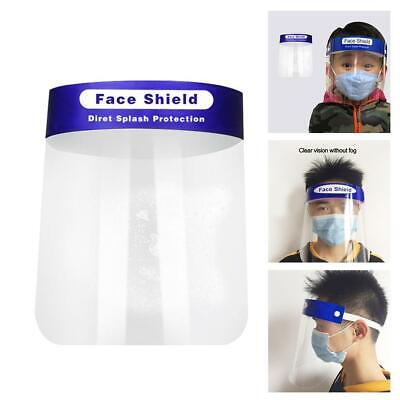 Safety Face Shield With Clear Flip-up Shop Garden Industry Home Work