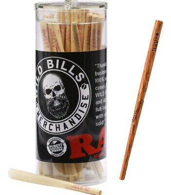 RAW Classic Lean Size Pre-Rolled Cones (50 Pack) + RAW Cone POKER
