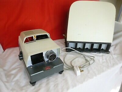 old projector paximat eltric5  by bruaun working