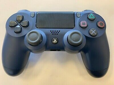 DualShock 4 Wireless Controller for PlayStation 4 - Midnight Blue Ships Fast 🌮