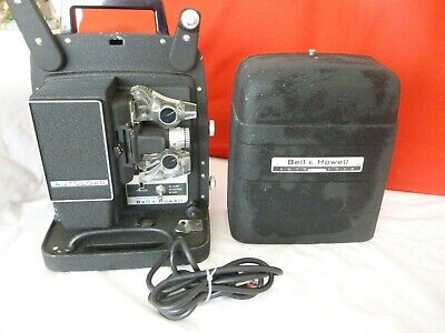 old projector bell - howell usa model 256 ex working