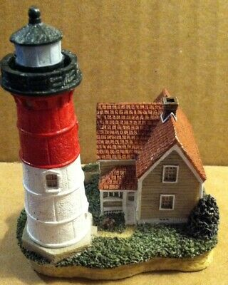 2000 🔥NAUSET BEACH🔥 Massachusetts **Lighthouse** Collectible by Harbour Lights