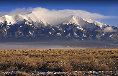 Land for Sale | Colorado 5 Acre corner Lot Facing Mountains | 3 Miles From Water