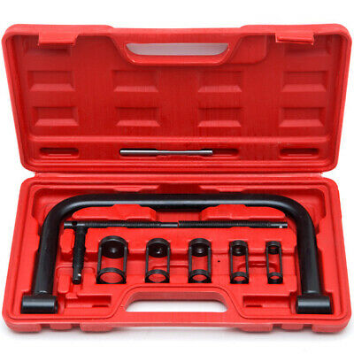 Heavy Duty 5 Sizes Valve Spring Compressor Pusher Tool Car & Motorcycle Repair