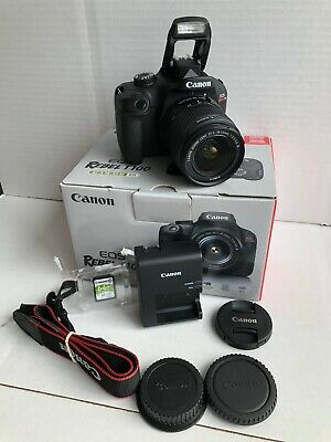 Canon EOS Rebel T100 Clean Like New