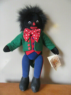 "The Bears of Haworth Cottage 12""  African American Teddy by Lexie Haworth"