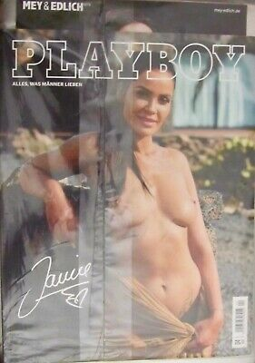 Playboy 04/20 - Limited Abo-Star-Cover - Janine Pink, Miss Polen - April 2020